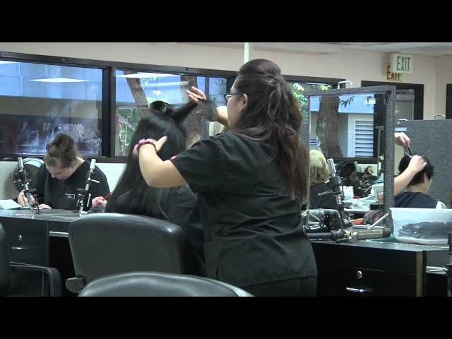 Cosmetology - Golden West College
