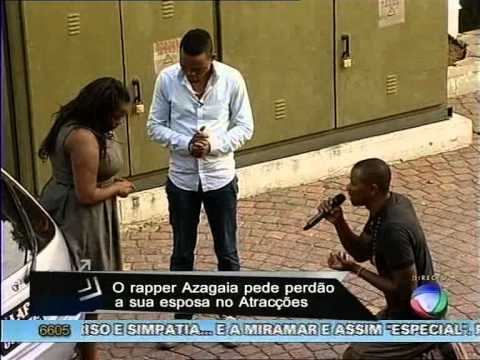 Desabafo Do Mano Azagaia video