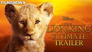 THE LION KING (2019) Ultimate Trailer - Disney Live-Action Movie