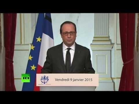 François Hollande : la France a fait face mais ce n'est pas terminé