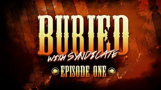 New! Black Ops 2 Zombies 'BURIED' Gameplay! Live w/Syndicate (Part 1)