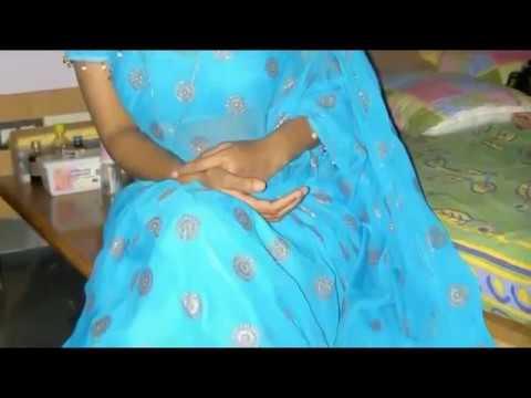 South Indian Mallu Aunty Hot Saree Drop video