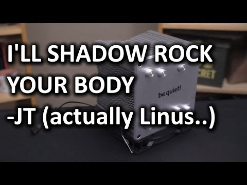 be quiet! Shadow Rock 2 Unboxing & Review