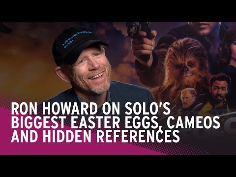 Solo: A Star Wars Story Director On Easter Eggs, Hidden Cameos And Sequels!