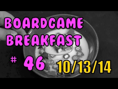 Board Game Breakfast: Episode 46 - Thousands of Games!