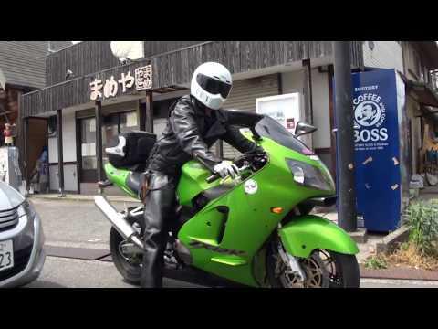 Muzzy exhaustサウンドを聞け 2000 Kawasaki Ninja ZX-12R ZX1200-A1 2000カワサキ・ニンジャZX-12R 300km/hオーバー