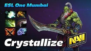 Crystallize Blade Master   Natus Vincere vs TEAM TEAM   ESL One Mumbai 2019 Dota 2