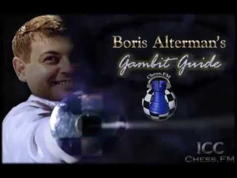 GM Alterman's Gambit Guide - Vienna Gambit - Part 4 at Chessclub.com