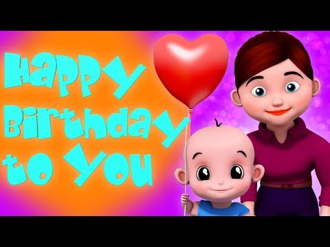 Junior Squad | Happy Birthday Song | Nursery Rhymes | Songs For Kids