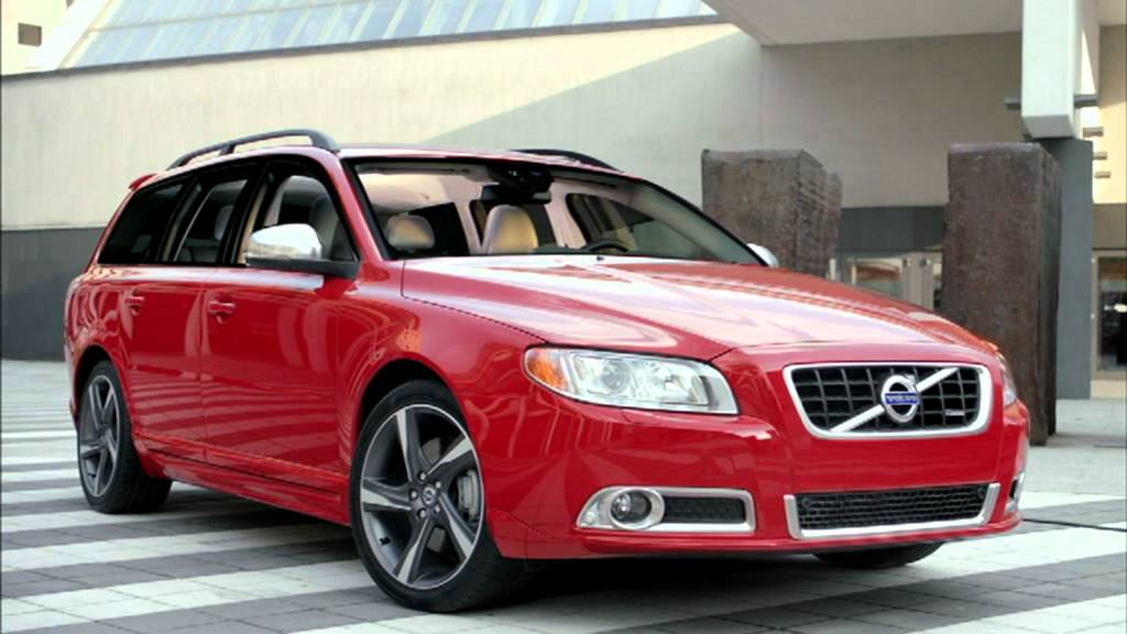 2012 volvo v70 r design driving footage youtube. Black Bedroom Furniture Sets. Home Design Ideas