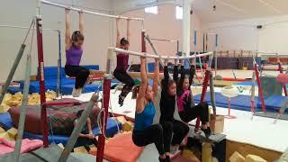 PARALLELA CHALLENGE ginnastica artistica