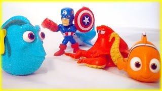 Disney Finding Dory Color Cooties Paw Patrol Marvel Superhero Toys for Kids Children & Toddlers