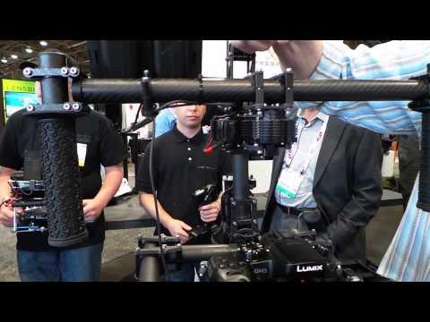 Geek Beat Archives   NAB2013 Freefly Movi 3 axis Digital Gyro Stabilized Gimbal