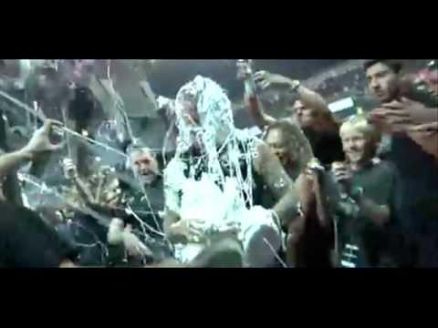 Metallica's James Hetfield hit with pies! -- Ex-Korn drummer pled not guilty -- New Gwar CD soon!