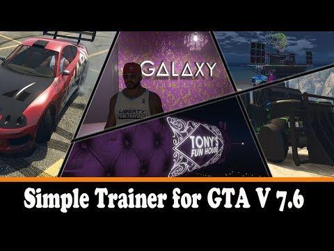 Simple Trainer 7.6