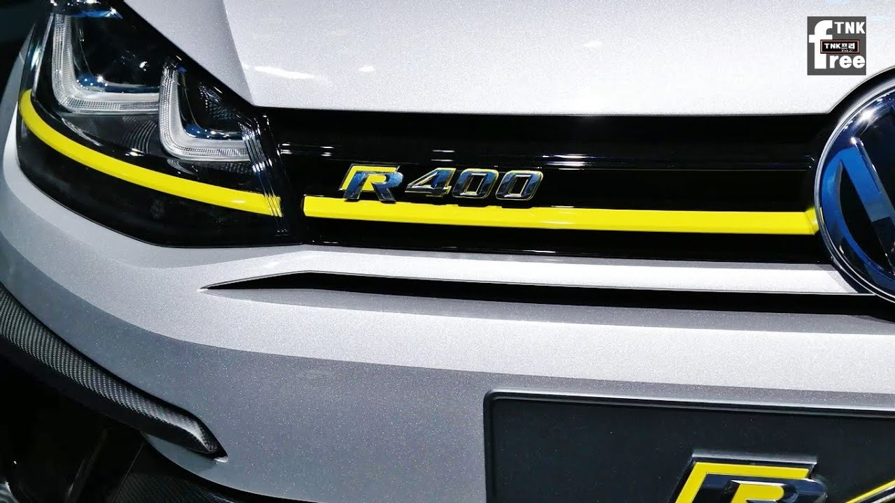 The Wraith Race >> 2015 Volkswagen Golf R400 - YouTube