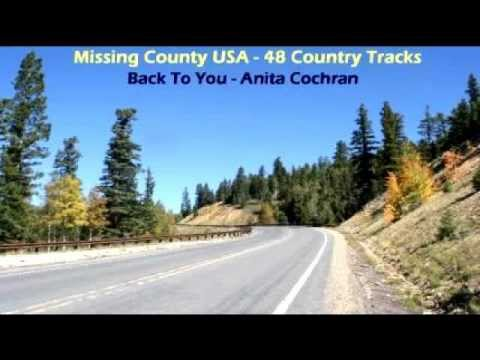 Anita Cochran - Back To You