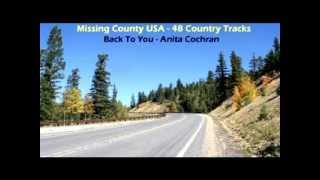Watch Anita Cochran Back To You video