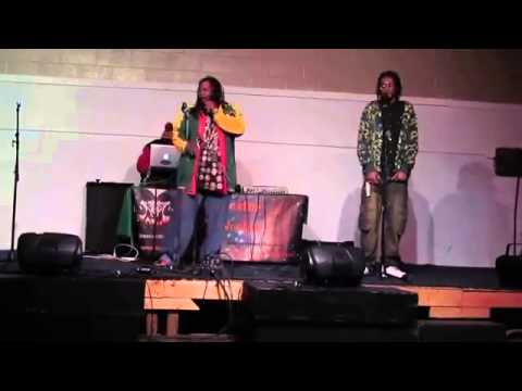 Movement #19 AllStarz Performing @ Dayton Indie Music Madness Convention