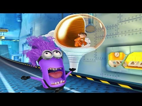 Despicable Me 2: Minion Rush Evil Minion Gru's Lab Vector Part 54