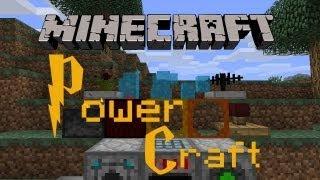 Minecraft  Mod Review - PowerCraft Mod 1.2.5 [GERMAN]
