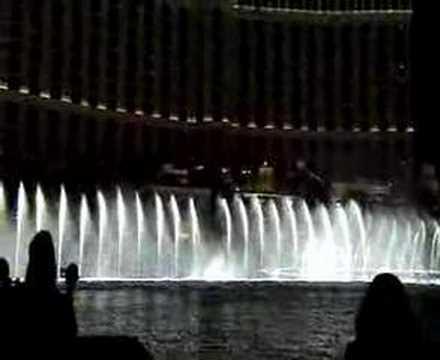 0 Bellagio Fountains Ecstasy of Gold Las Vegas