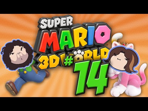 Super Mario 3D World: Beep Blocks - PART 14 - Game Grumps