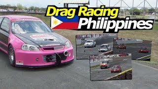 Best of VTEC, Turbo VTEC sounds and more - Drag Racing Philippines