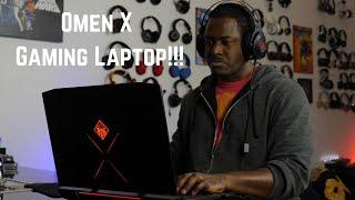 HP Omen X Gaming Laptop: A Beast!