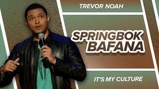 """""""Springbok Bafana"""" - Trevor Noah - (It"""