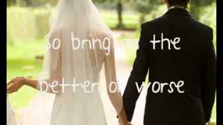 McKnight - Marry your Daughter (lyrics)