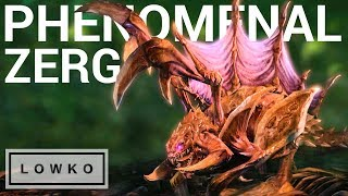 StarCraft 2: PHENOMENAL Zerg Strategy!