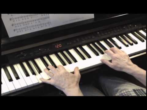 The Carnival Is Over - The  Seekers - Piano