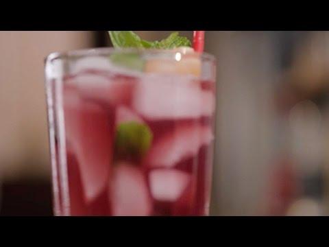 TasteMaker Mocktail Recipe: The Arabian Dream featuring Marrakesh Style Tea