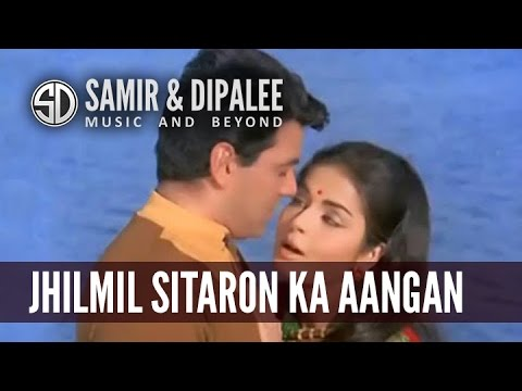 SONG: JHILMIL SITARO KA...SINGER: SAMIR DATE