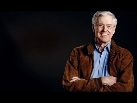 Koch Brother's Disturbing Plan To Fix The Economy - Political Maniacs