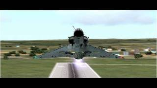 MIRAGE 2000  - FS2004 [HD]