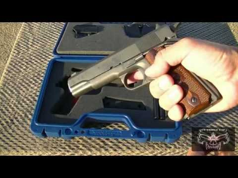 1911 Mil Spec Review by US Triple Tap