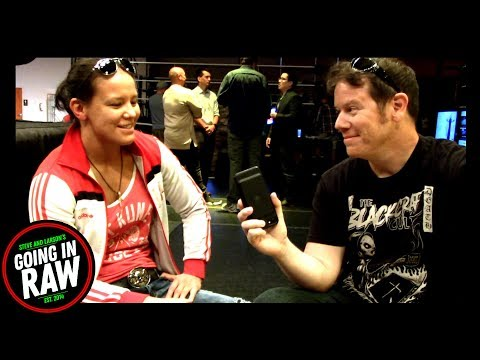 Shayna Baszler Talks Her Choice Of Raw Or Smackdown Live! (Going In Raw Quick Chops) thumbnail