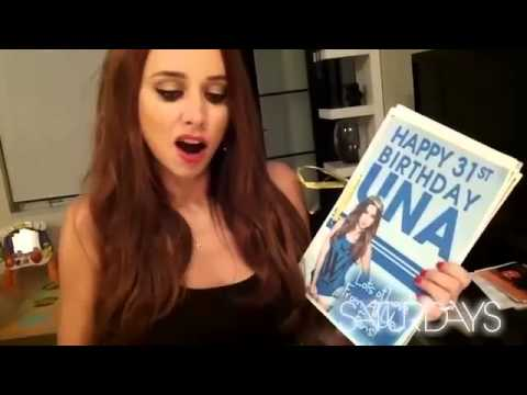 Una Healy's Birthday Book 2012