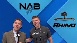 Live Now from NAB2019 - Rhino