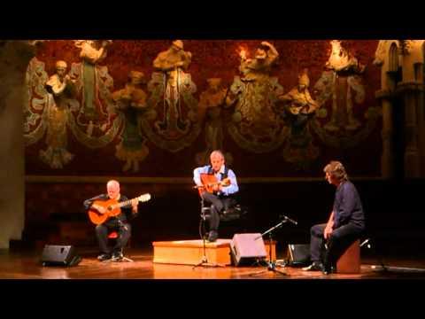 Pedro Javier Gonzalez - Sultans of Swing (Palau de la Musica 25-08-12)