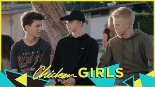 "CHICKEN GIRLS | Annie & Hayden in ""Say Anything"" 