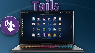 Tails OS 4.5 Installation and Preview 2020