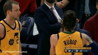 Utah Jazz vs. Phoenix Suns Fight! Marquese Chriss and Jared Dudley Ejected || UNCUT || (03/18/2018)