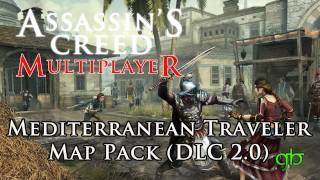 Mediterranean Traveler Map Pack (Jerusalem, Dyers, & Imperial District)