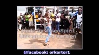 Dc Girls Vs Tema Girls   New Azonto Dance