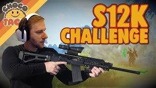 SHOTGUNS ONLY: A choco Challenge - chocoTaco PUBG Gameplay