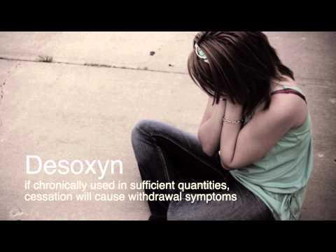 0 Desoxyn Withdrawal and Desoxyn Detox