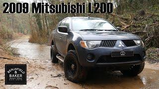 Daily drivers: 2009 Mitsubishi L200